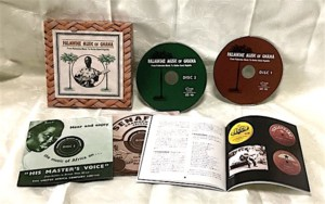 Palm Wine Music of Ghana - From Palm Wine Music to Guitar Band Highlife ( 2 CDs + Book)