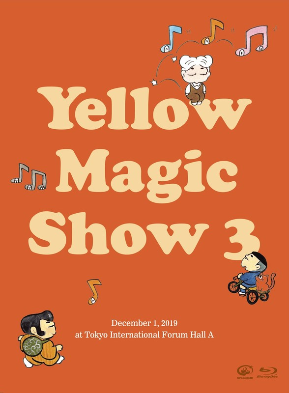 Yellow Magic Show 3 - December 1st 2019 at Tokyo International Forum Hall A  (Blu-ray)
